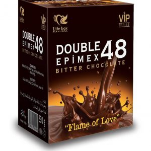 Life Box Double Epimex Aphrodisiac Epimedium with Chocolate - Turkish Macun, 230g