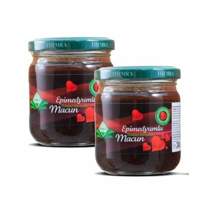 Themra Epimedium Turkish Honey Mix - Turkish Paste, 240g