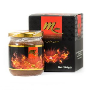 Mplus (Maccun Plus) Epimedium Turkish Honey Mix - Turkish Paste, 240g