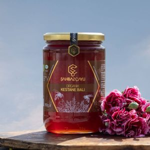 Organic Chestnut Honey