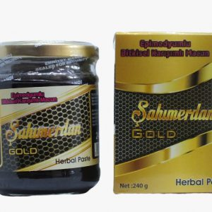 Sahimerdan Gold Herbal Paste - Turkish Macun