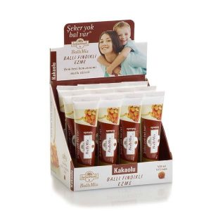 Balparmak HoneyMix with Cocoa 40g Display Box (12 Pieces)