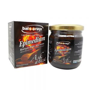 Balsarayi Aphrodisiac Epimedium Turkish Honey Mix - Turkish Paste, 230g