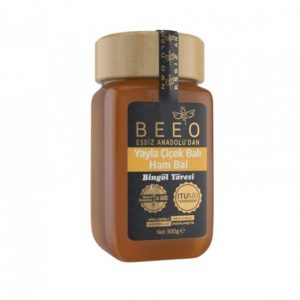 Beeo - Bingöl Region (Raw Honey) 300g - 10.58oz