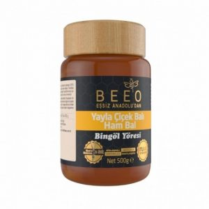 Beeo - Bingöl Region (Raw Honey) 500g - 17.6oz