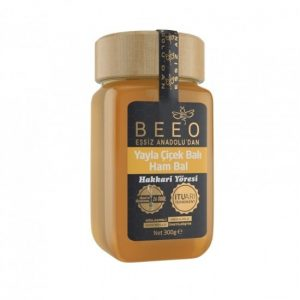 Beeo - Hakkari Region (Raw Honey) 300g - 10.58oz