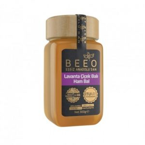 Beeo - Lavender Honey (Raw Honey) 300g - 10.58oz