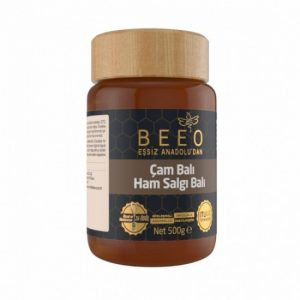 Beeo - Pine Honey (Raw Honey) 500g - 17.6oz