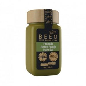 Beeo - Pistachio + Raw Honey + Propolis 180g - 6.34oz