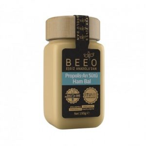 Beeo - Propolis + Royal Jelly + Raw Honey 190g - 6.7oz