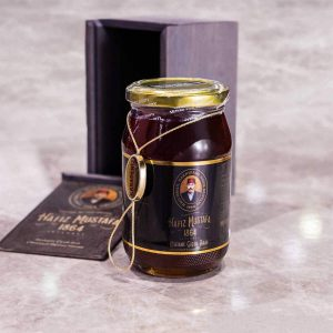 Hafiz Mustafa - Organic Chestnut Honey, 500g