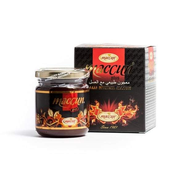 Maccun Plus (Mplus) VIP Aphrodisiac Epimedium Turkish Honey Mix, 240g
