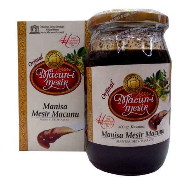 Jar Mesir Paste - Turkish Macun