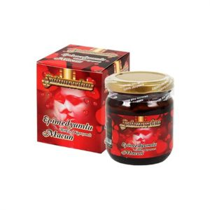 Sahimerdan Aphrodisiac Epimedium Mesir Paste - Turkish Macun