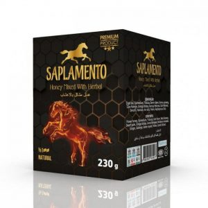 SAPLAMENTO Epimedium Turkish Honey Mix, 230g