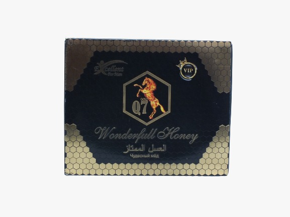 Gold Q7 - Wonderful Honey, 15g x 12 pieces