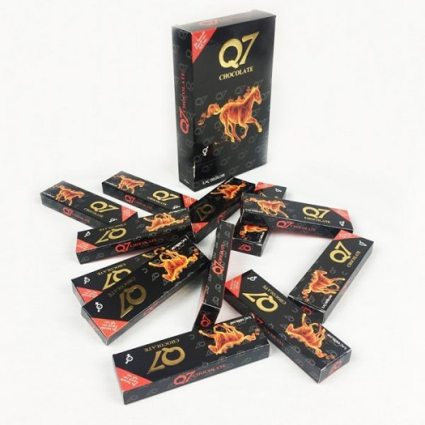 Q7 Natural Unisex Aphrodisiac Chocolate