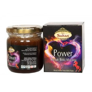 Sultan Power Epimedium Turkish Honey Mix - 8.1oz - 230g